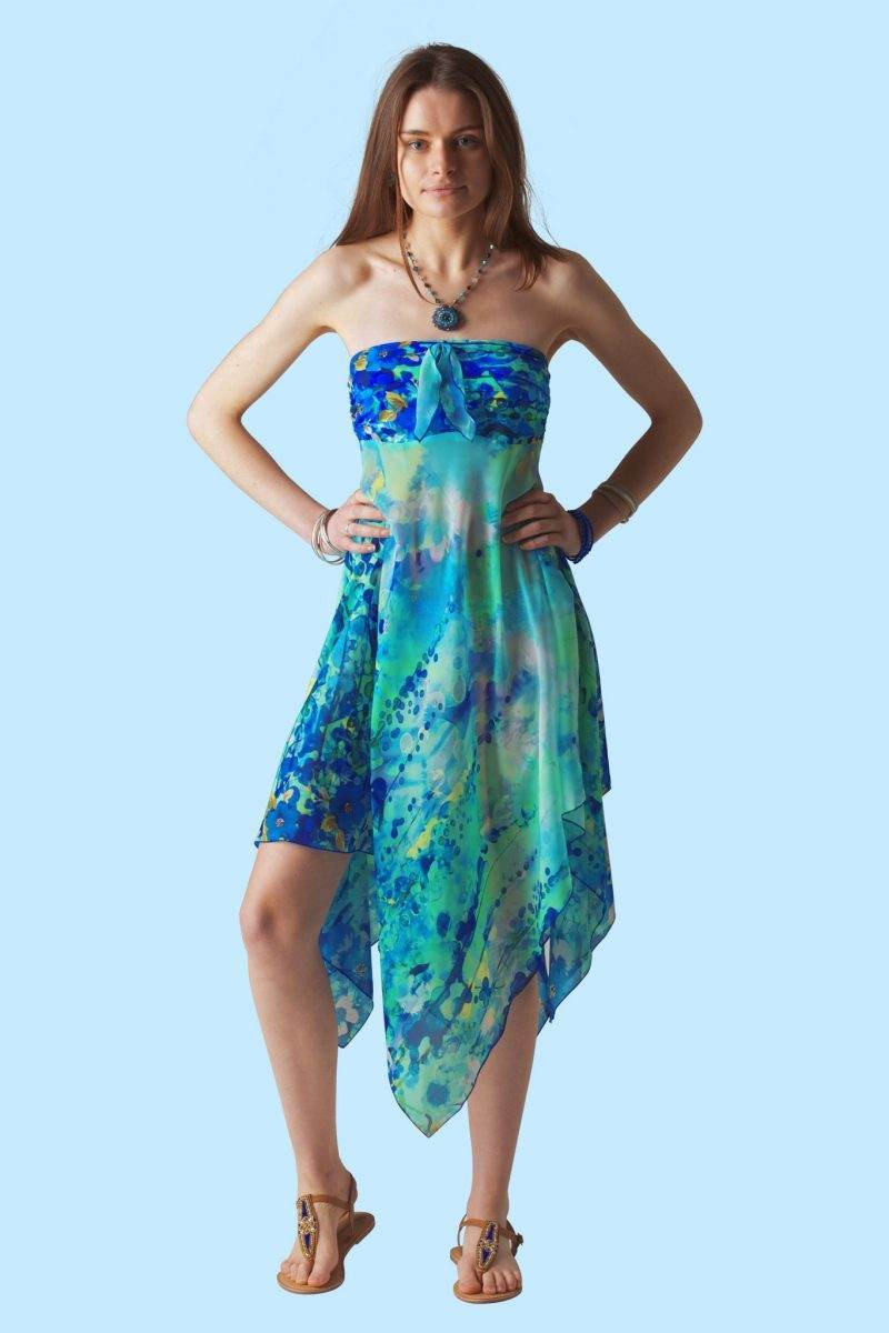 Waterfall Sophie Sarongs Beachwear