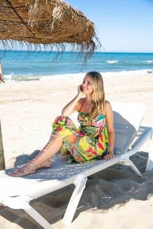 Caribbean Dream Sarong